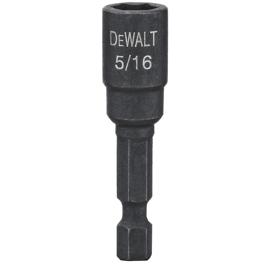 DEWALT 5/16-in x 2-in Nutsetter Impact Driver Bit
