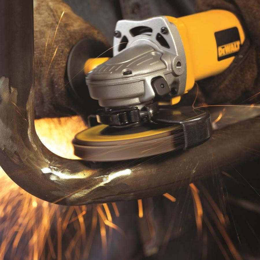 DEWALT 4.5-in W x 4.5-in L 80-Grit Industrial Extended Performance-Flap Discs Sandpaper