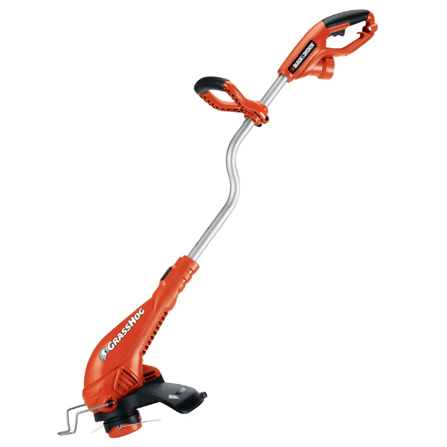 BLACK & DECKER 5.2-Amp Corded Electric String Trimmer and Edger