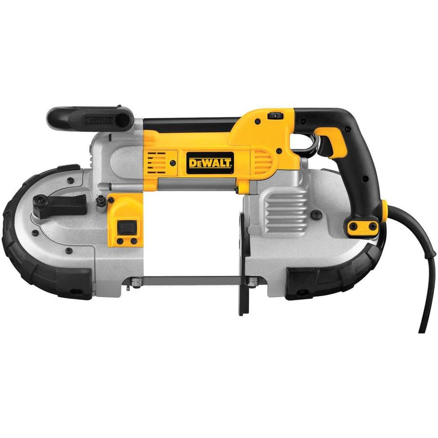 band saw. dewalt 10-amp portable band saw