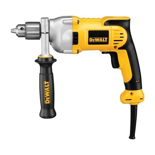 DEWALT 10-Amp 1/2-in Keyed Corded Drill at Lowes.com