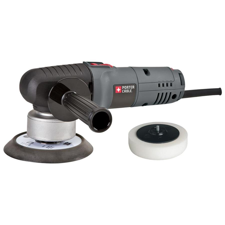 Shop Porter Cable 4 5 Amp Random Orbital Sander At Lowes Com