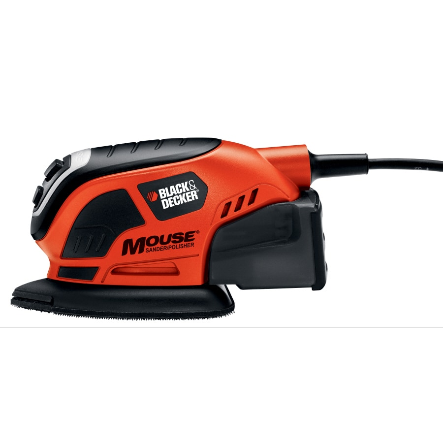 BLACK & DECKER 0.5-Amp Detail Sander