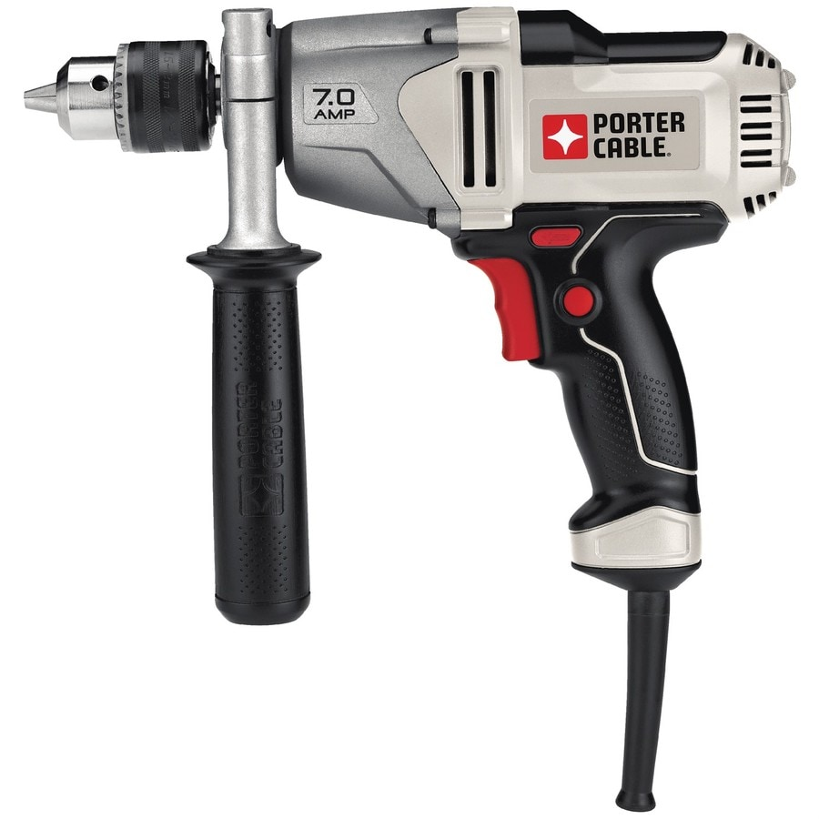 PORTER-CABLE 7-Amp 1/2-in Keyed Corded Drills