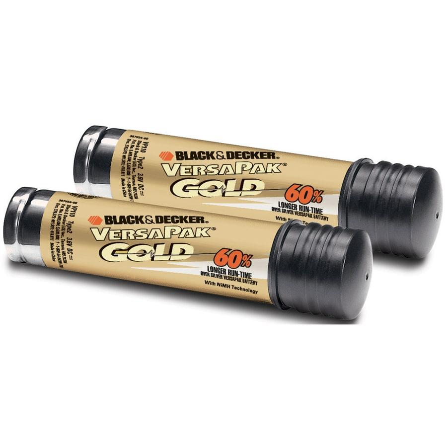 BLACK & DECKER 3.6-Volt 1.5-Amp Hours Power Tool Battery