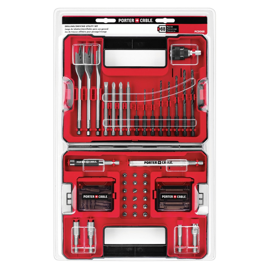 PORTER-CABLE 88-Piece Drilling and Driving Accessory Set