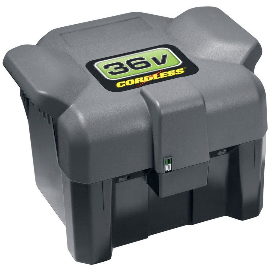 BLACK & DECKER 36-Volt Lawn Mower Battery