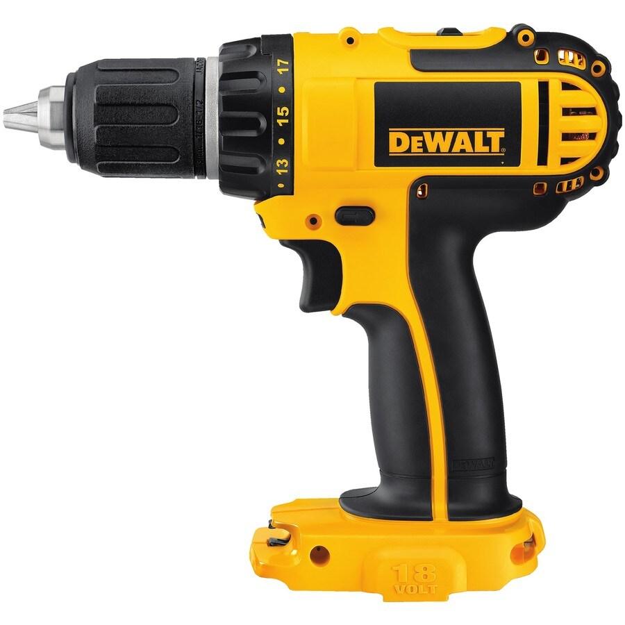 DEWALT 18-Volt 1/2-in Cordless Drill