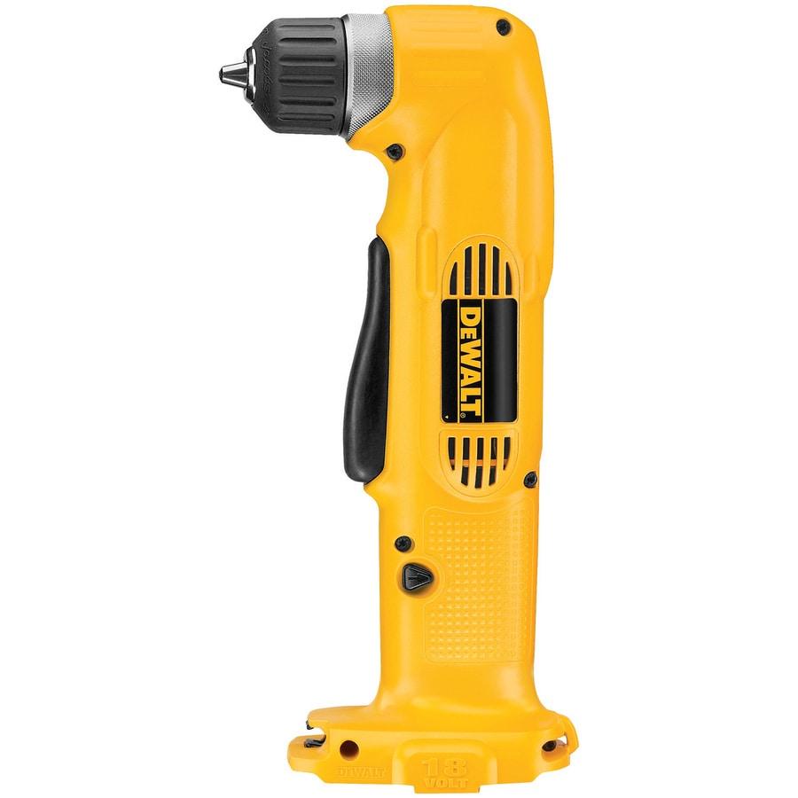 DEWALT 18-Volt 3/8-in Cordless Drill (Bare Tool)
