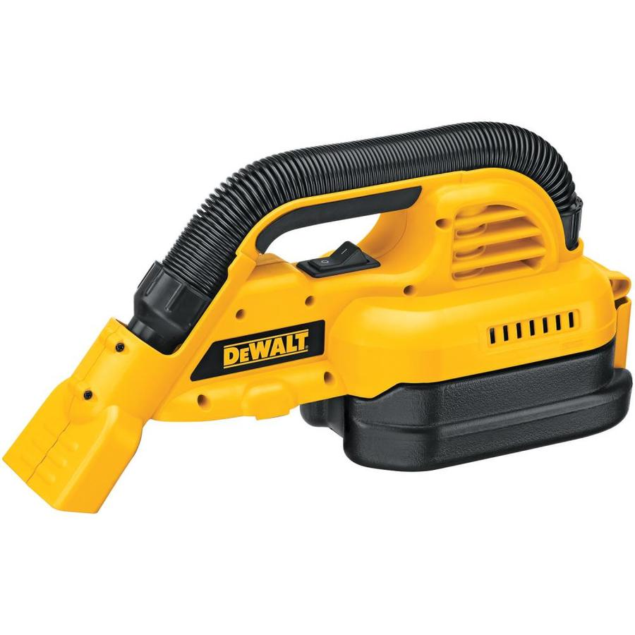 DEWALT 0.5-Gallon Shop Vacuum