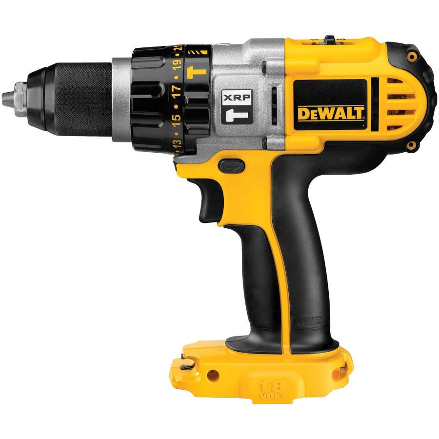 Dewalt Xrp 1 2 In 18 Volt Nickel Cadmium Ni