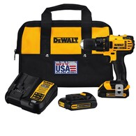 Lowes.com deals on DEWALT 20-Volt Max 1/2-in Cordless Drill