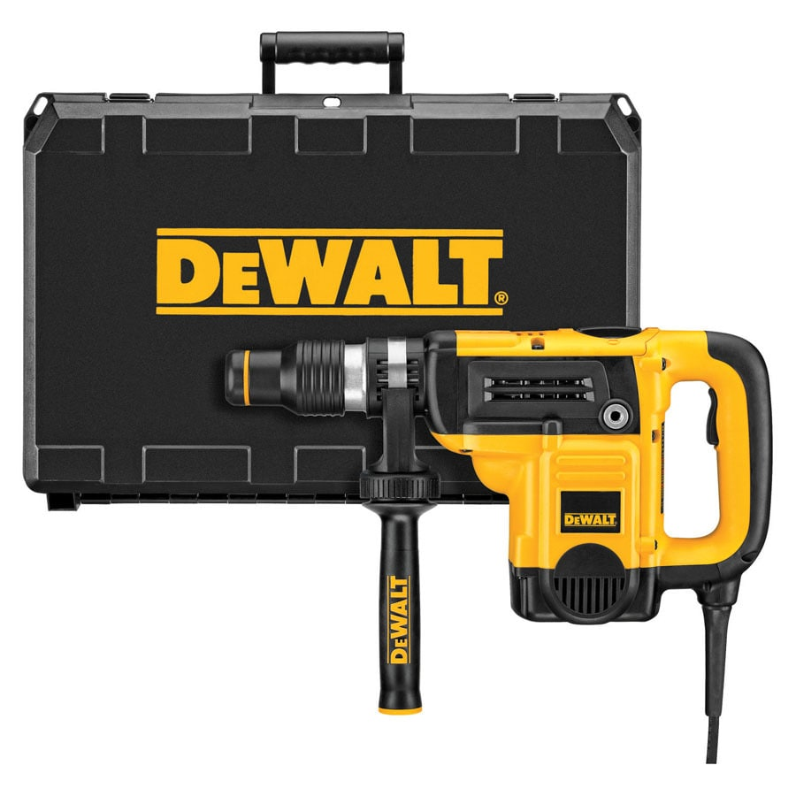 Shop Dewalt 1 9 16 In Sds Max 12 Amp Keyless Rotary Hammer
