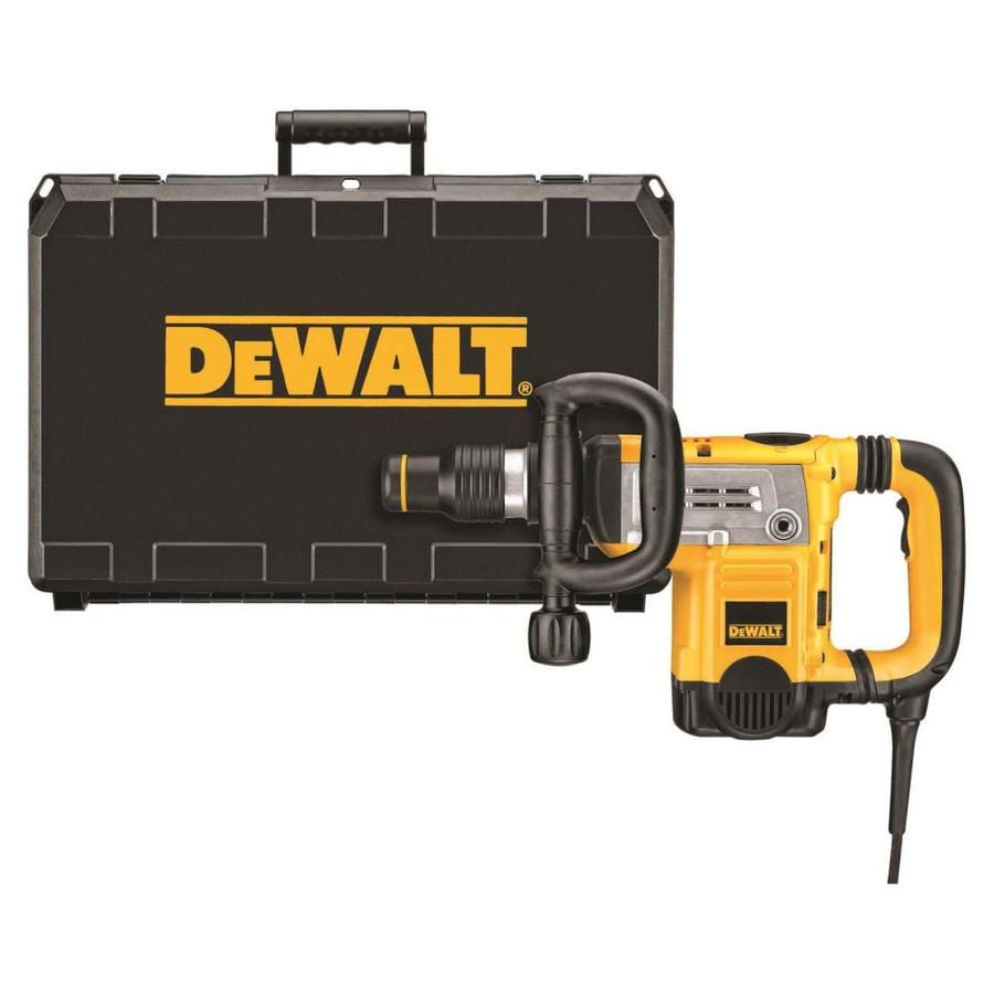 DEWALT 3/4-in SDS Max 13.5-Amp Keyless Rotary Hammer