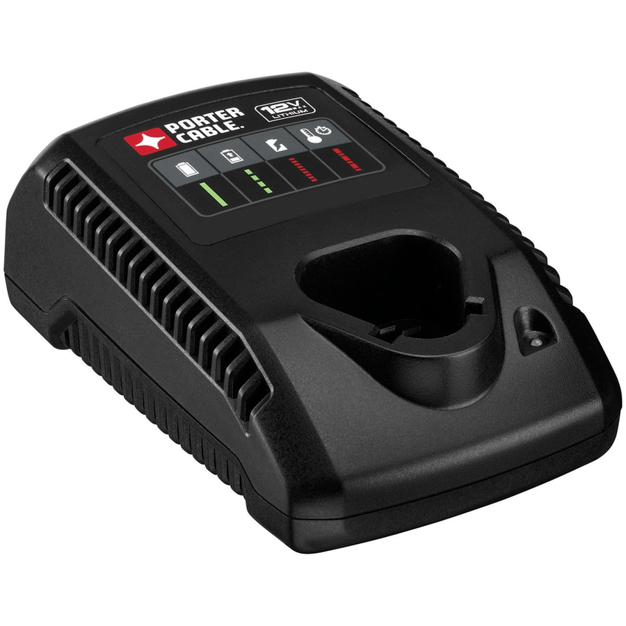 PORTER-CABLE 12-Volt Power Tool Battery Charger
