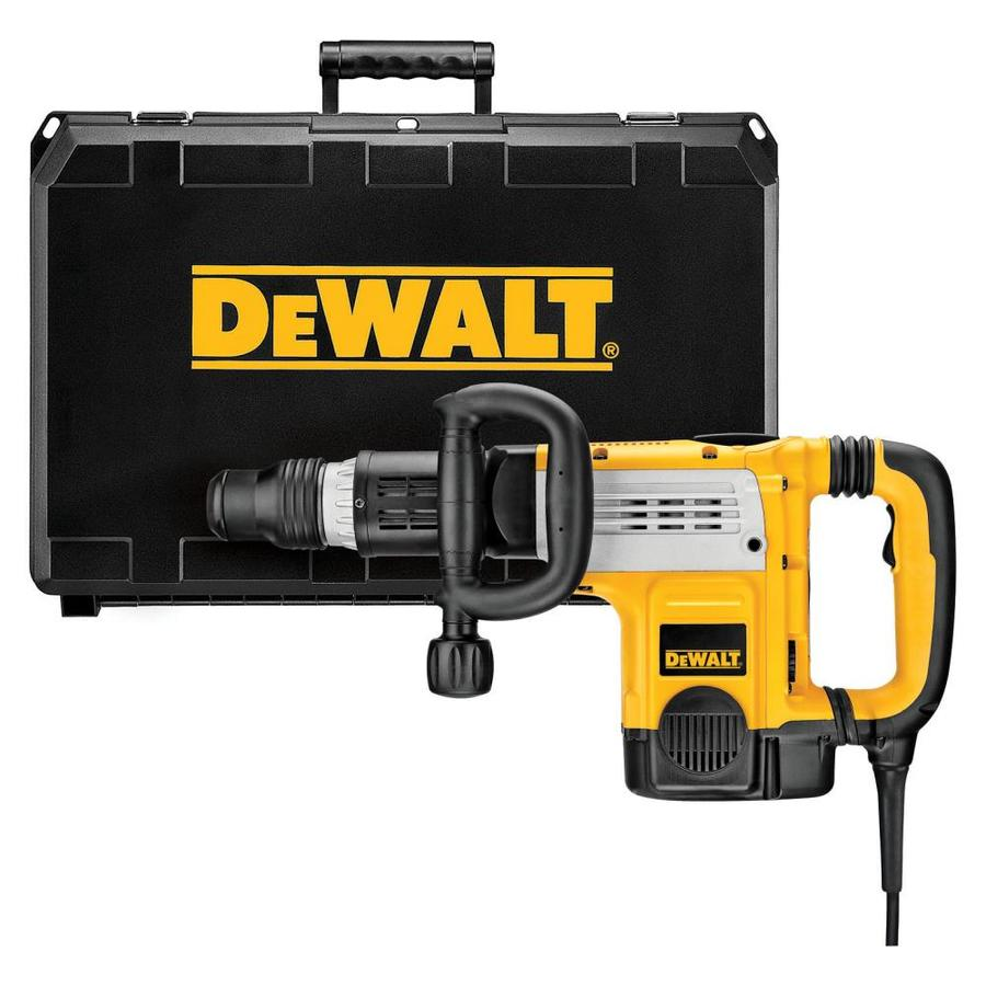 DEWALT 3/4-in SDS Max 15-Amp Keyless Rotary Hammer