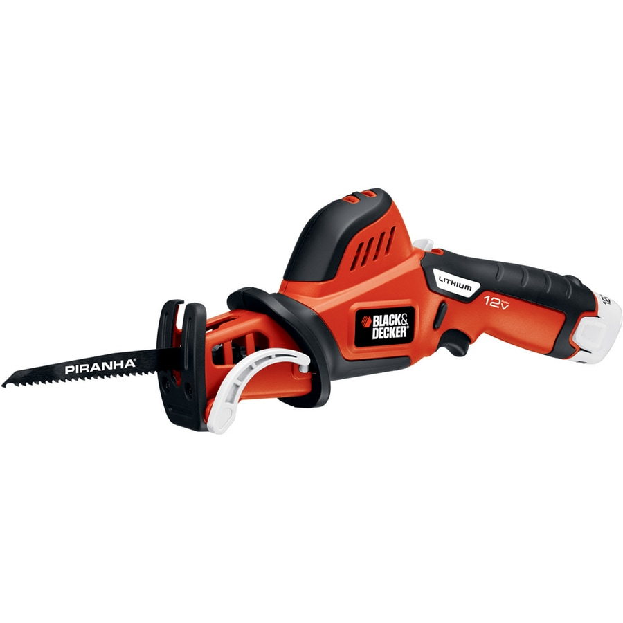 BLACK & DECKER 12-Volt 6-in Cordless Electric Chainsaw