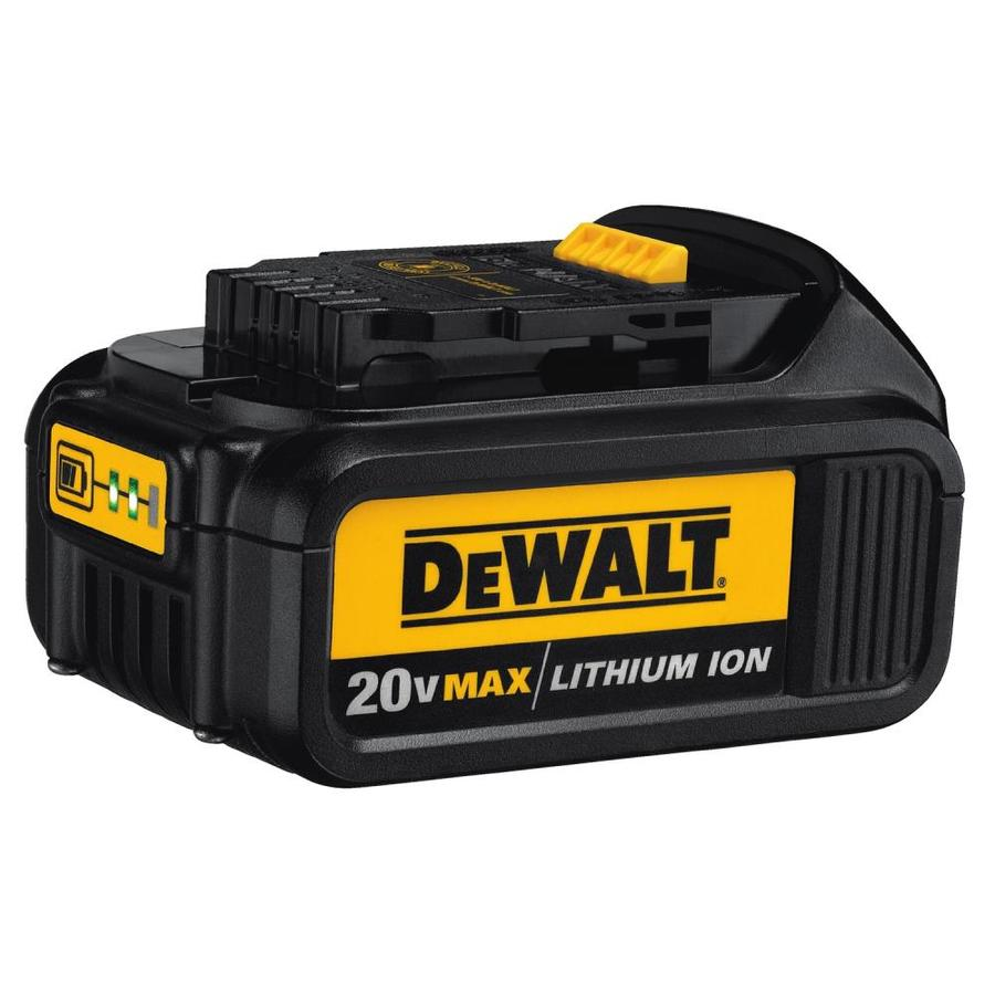 DEWALT 20-Volt 3.0-Amp Hours Lithium Power Tool Battery