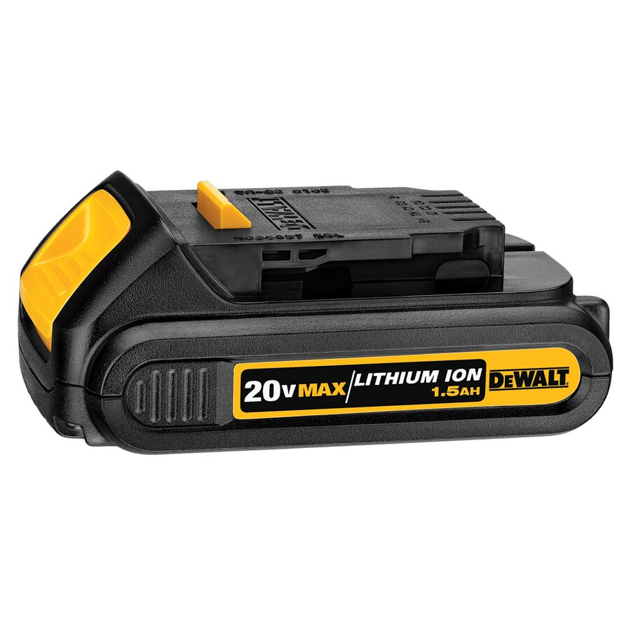 DEWALT 20-Volt Max 1.5-Amp-Hours Power Tool Battery Kit