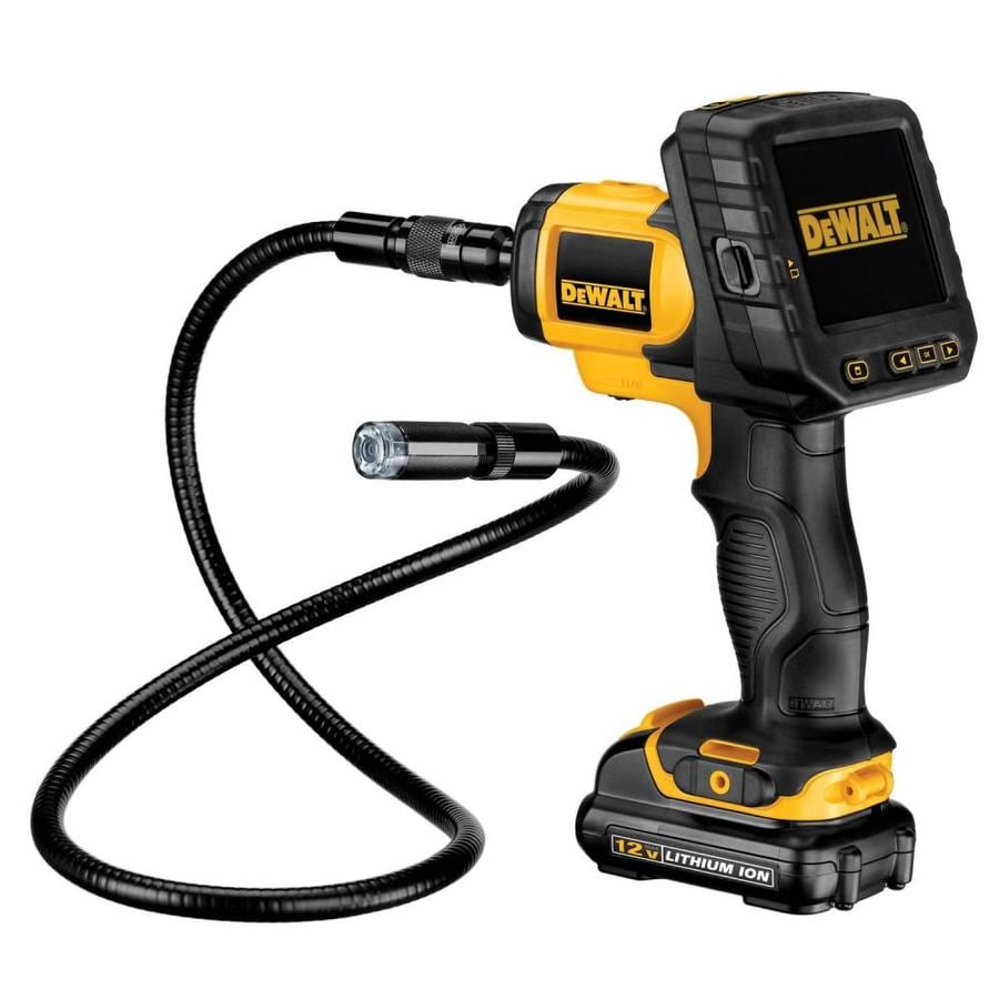 DEWALT Video Inspection Camera Meter