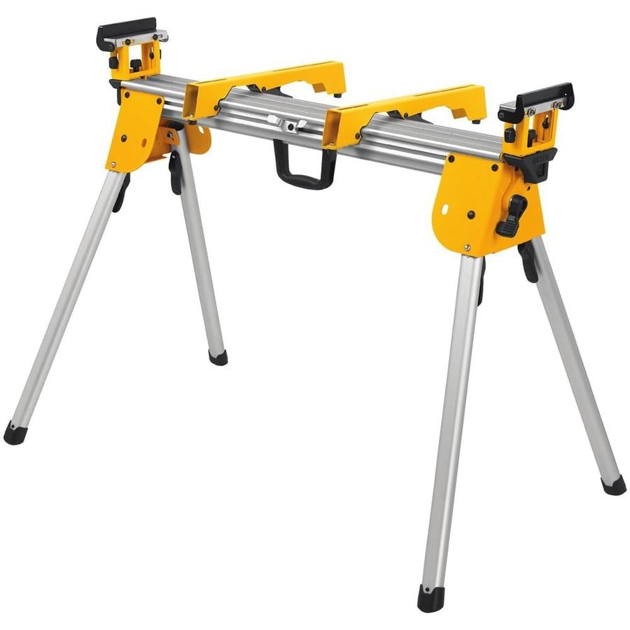 Shop Dewalt Compact Miter Saw Stand At Lowes Com