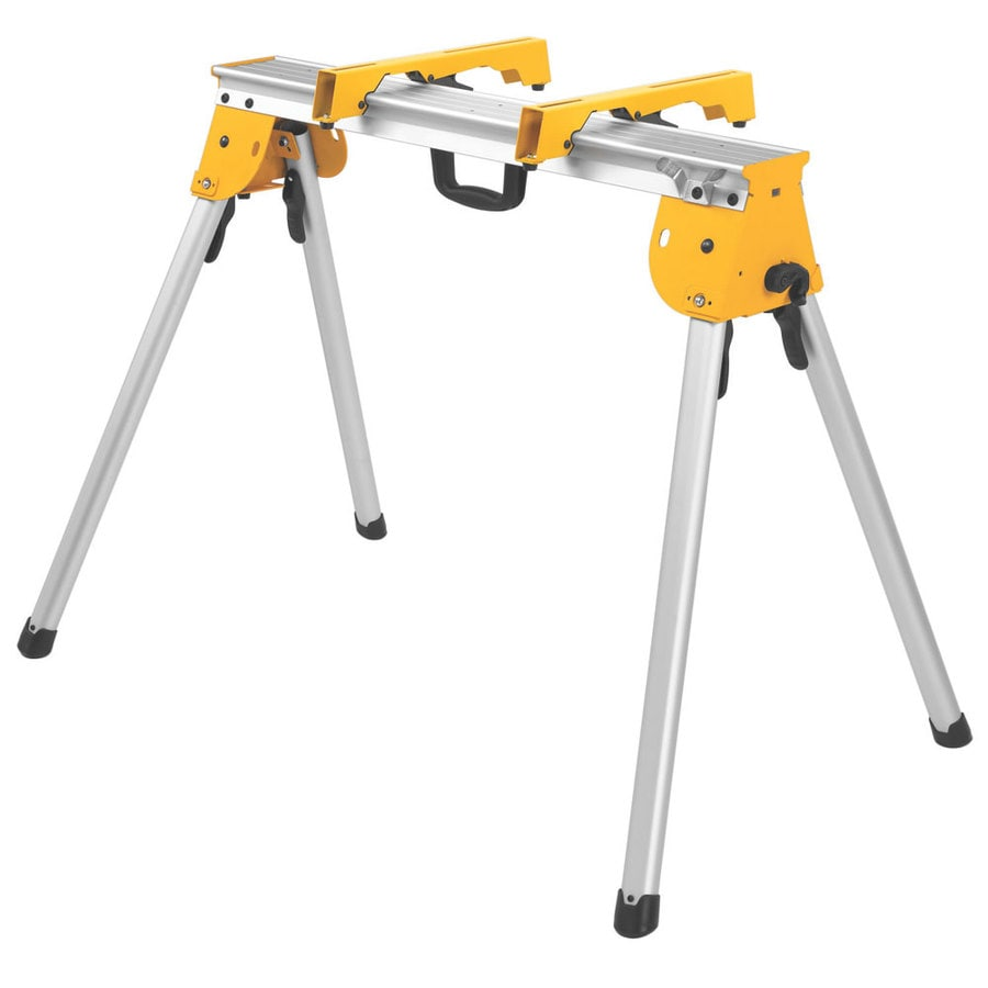 DEWALT Lightweight Aluminum Saw Horse (1,000-lb Weight Capacity)