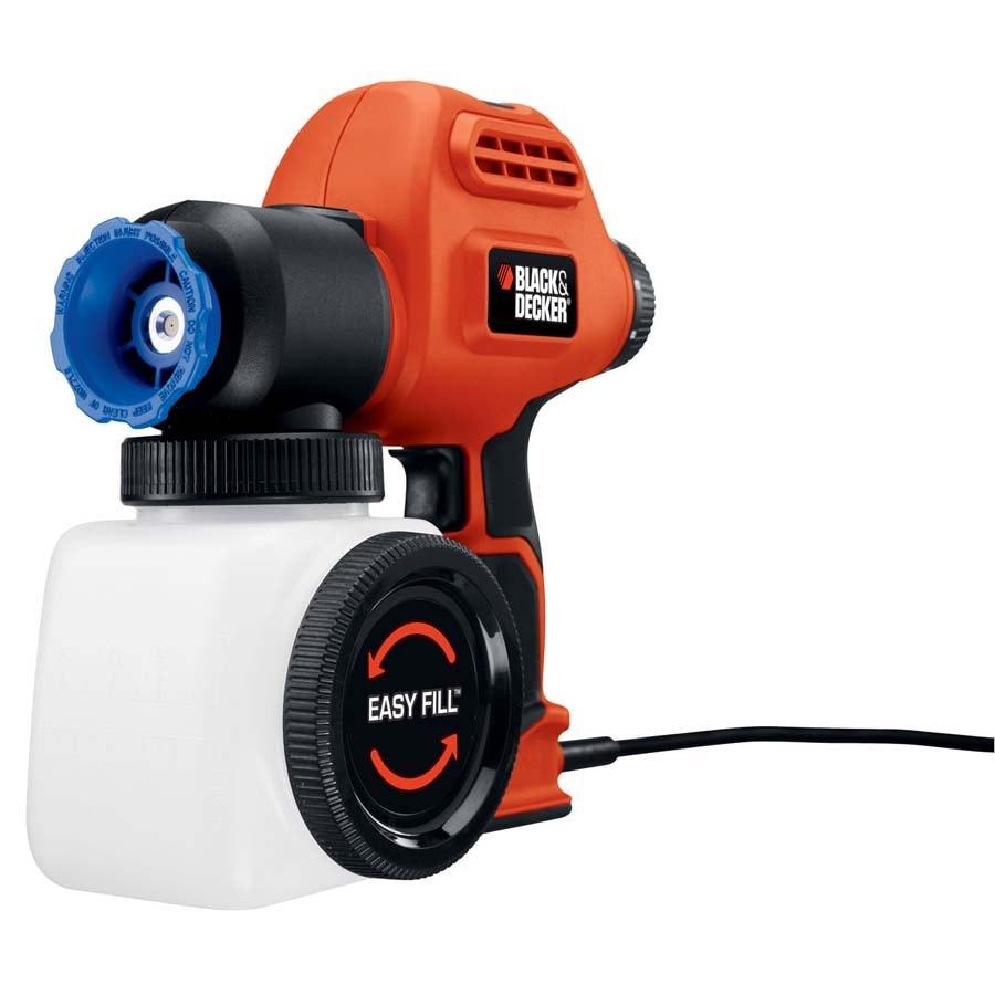 BLACK & DECKER Electric Handheld Airless Paint Sprayer