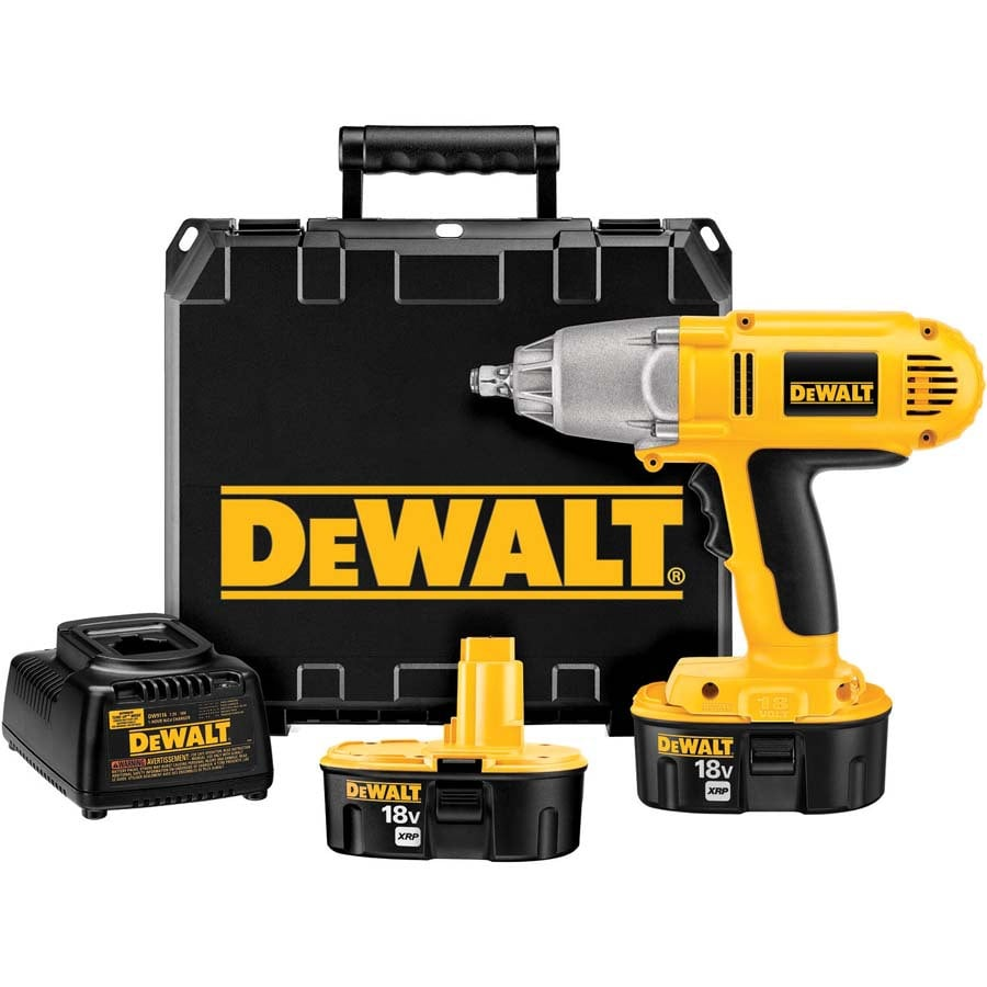 DEWALT 18-Volt 1/2-in Drive Cordless Impact Wrench