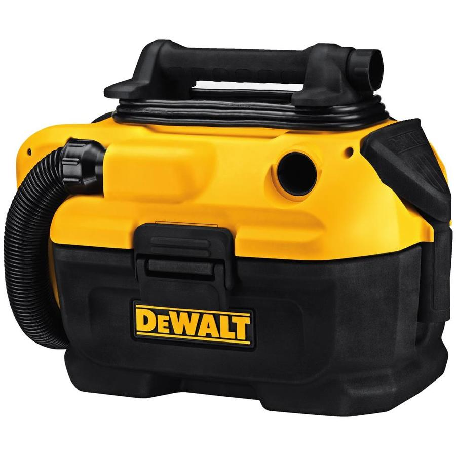 Shop Dewalt 2 Gallon 1 85 Peak Hp Shop Vacuum At