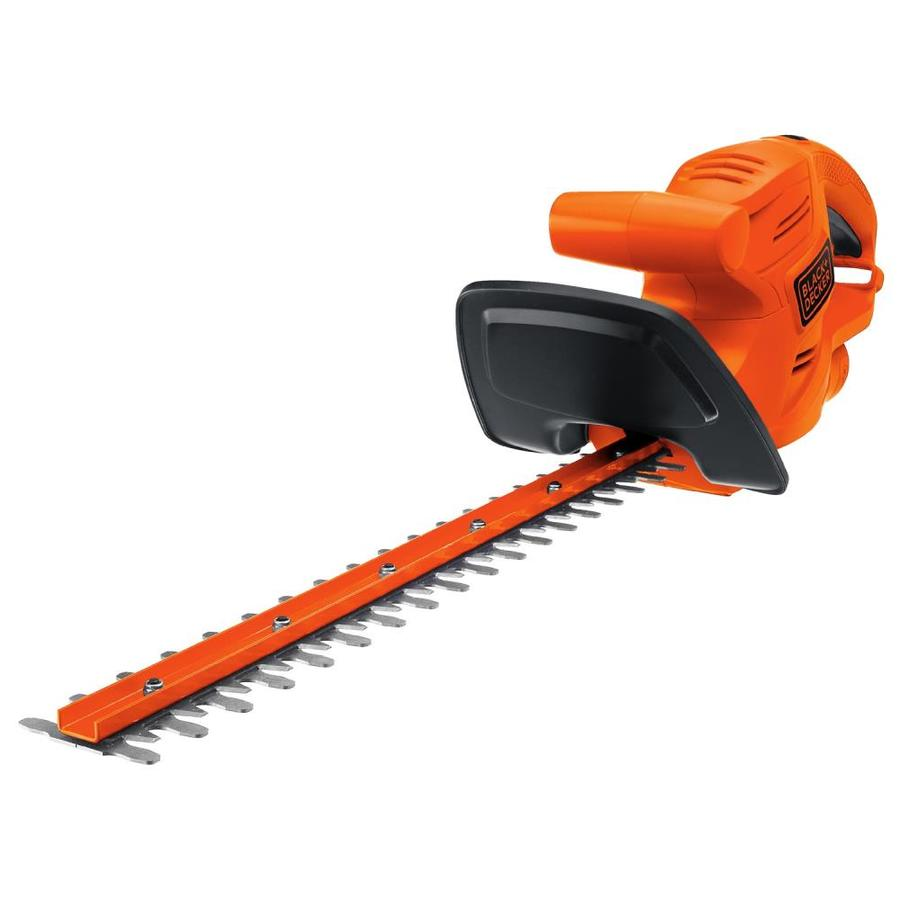 BLACK & DECKER 3-Amp 16-in Corded Electric Hedge Trimmer