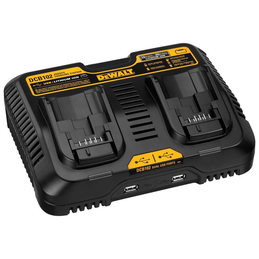 DEWALT 20-Volt Max Power Tool Battery Charger