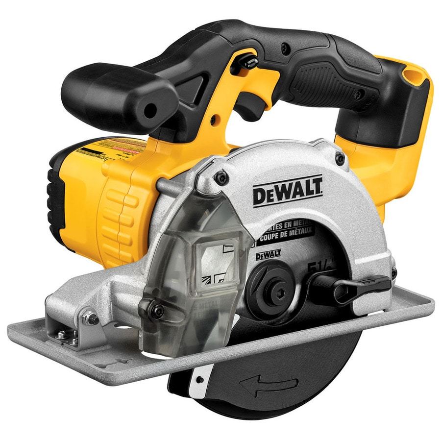 DEWALT 5-1/2-in Cordless Circular Saw (Bare Tool Only)