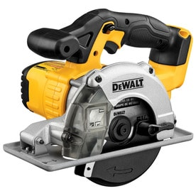 20-Volt MAX 5-1/2 in. Cordless Metal Cutting Circular Saw (Tool Only)