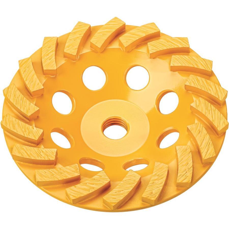 DEWALT Diamond 7-in Cup Wheel