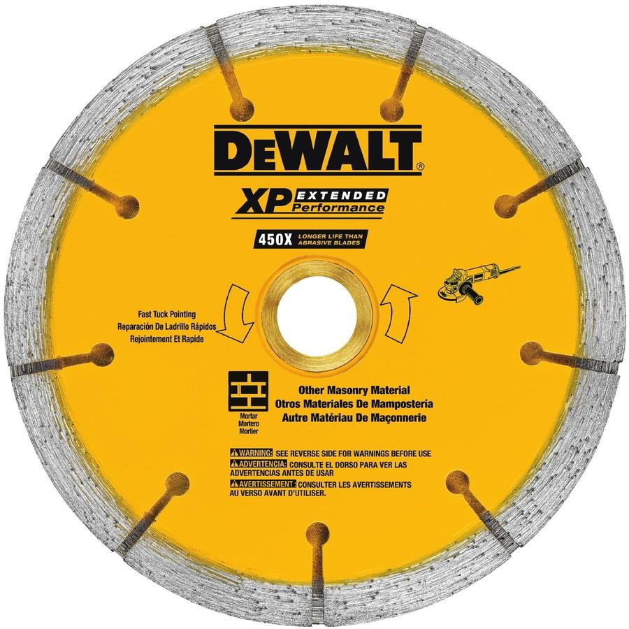 DEWALT XP Diamond 4.5-in Grinding Wheel