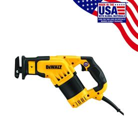 Dewalt DWE357 12.0 Amp Compact Reciprocating Saw