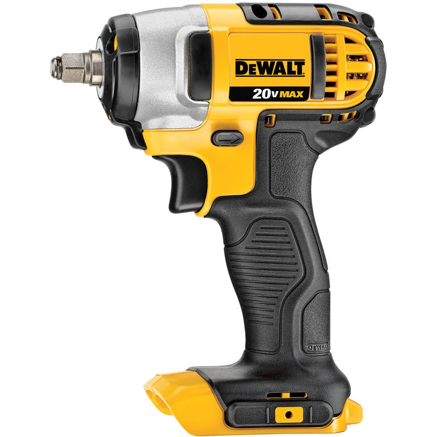 Dewalt 20 Volt Max 3 8 In Drive Cordless Impact Wrench Bare Tool Only