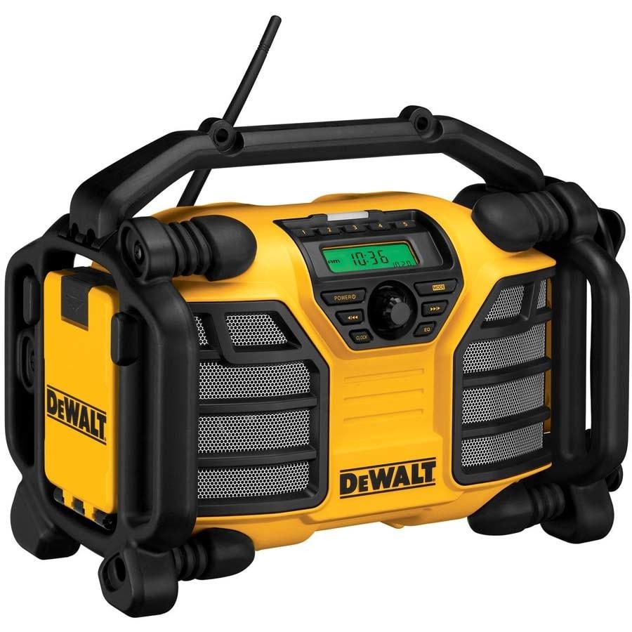 DEWALT Water Resistant Jobsite Radio