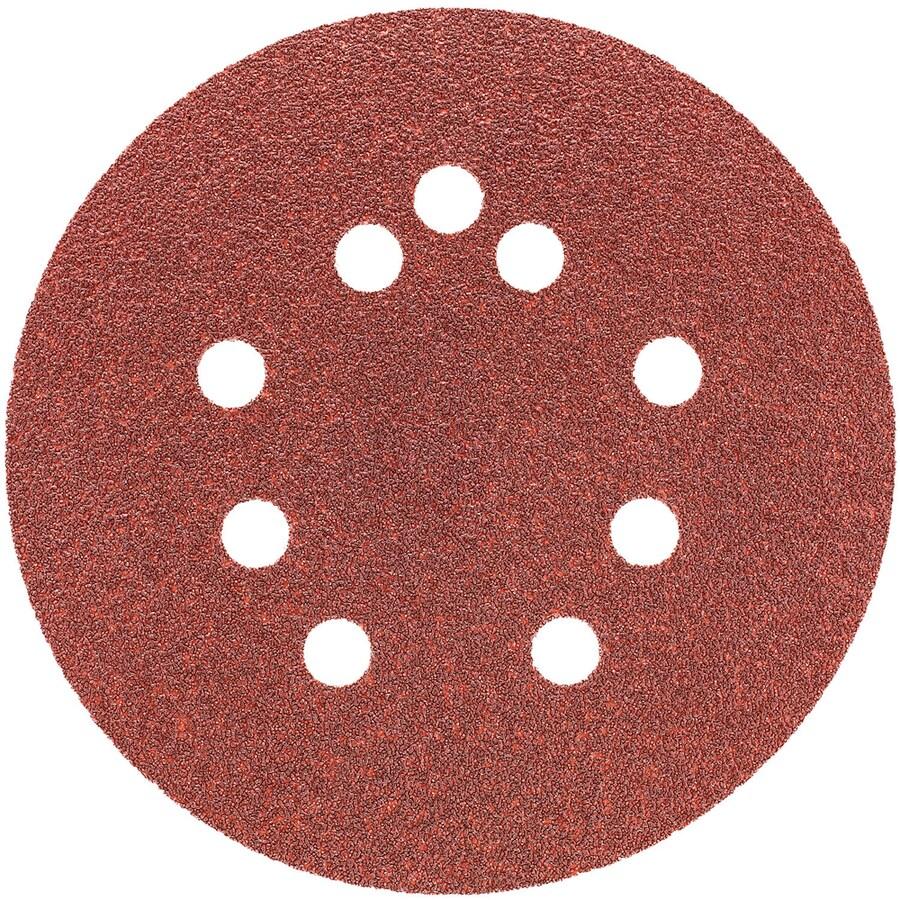 DEWALT 50-Pack 5-in W x 5-in L 40-Grit Commercial Disc Sandpaper