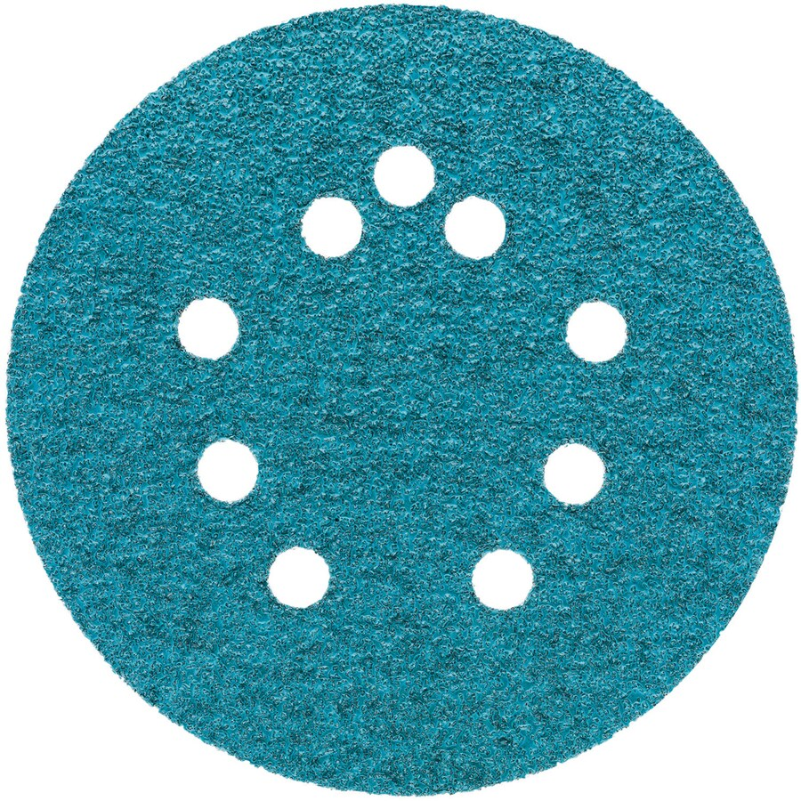 DEWALT 50-Pack 5-in W x 5-in L 80-Grit Commercial Disc Sandpaper