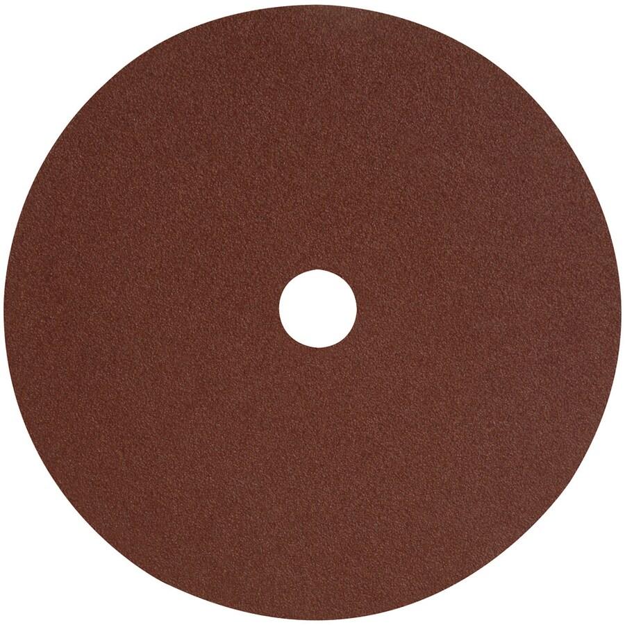 DEWALT 4-Pack 4.5 in Diameteriameter 36-Grit Commercial Fiber Resin Diameterisc Sandpaper