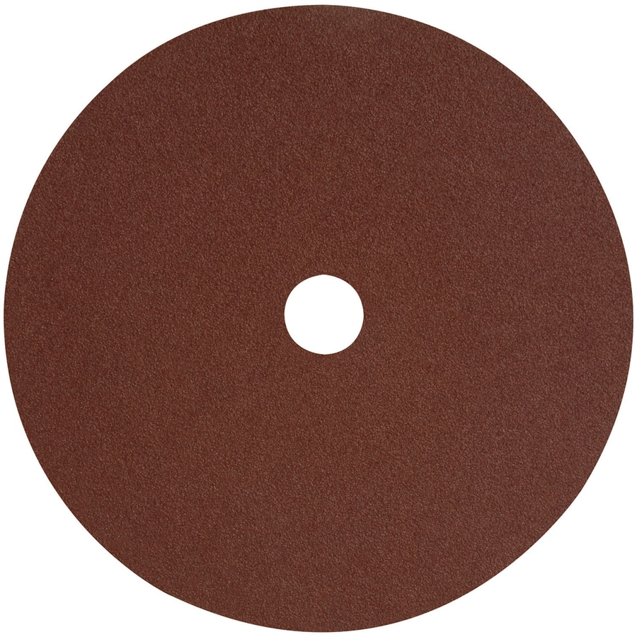 DEWALT 3-Pack 7 in Diameteriameter 24-Grit Commercial Fiber Resin Diameterisc Sandpaper