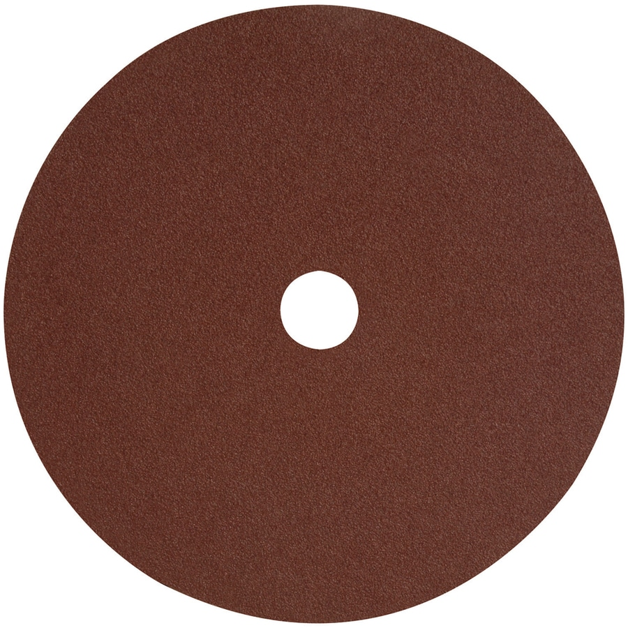DEWALT 3-Pack 7-in W x 7-in L 36-Grit Commercial Fiber Resin Disc Sandpaper