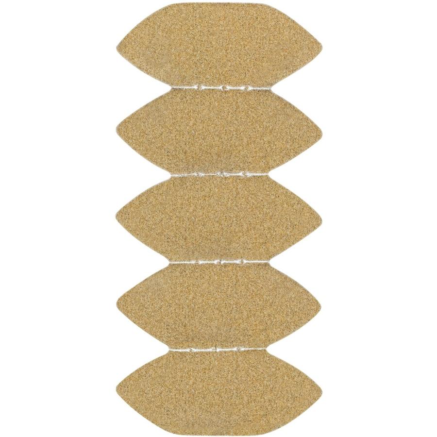 BLACK & DECKER 15-Pack 4-in W x 4-in L Multi-Grade Pack Commercial Mouse Sandpaper