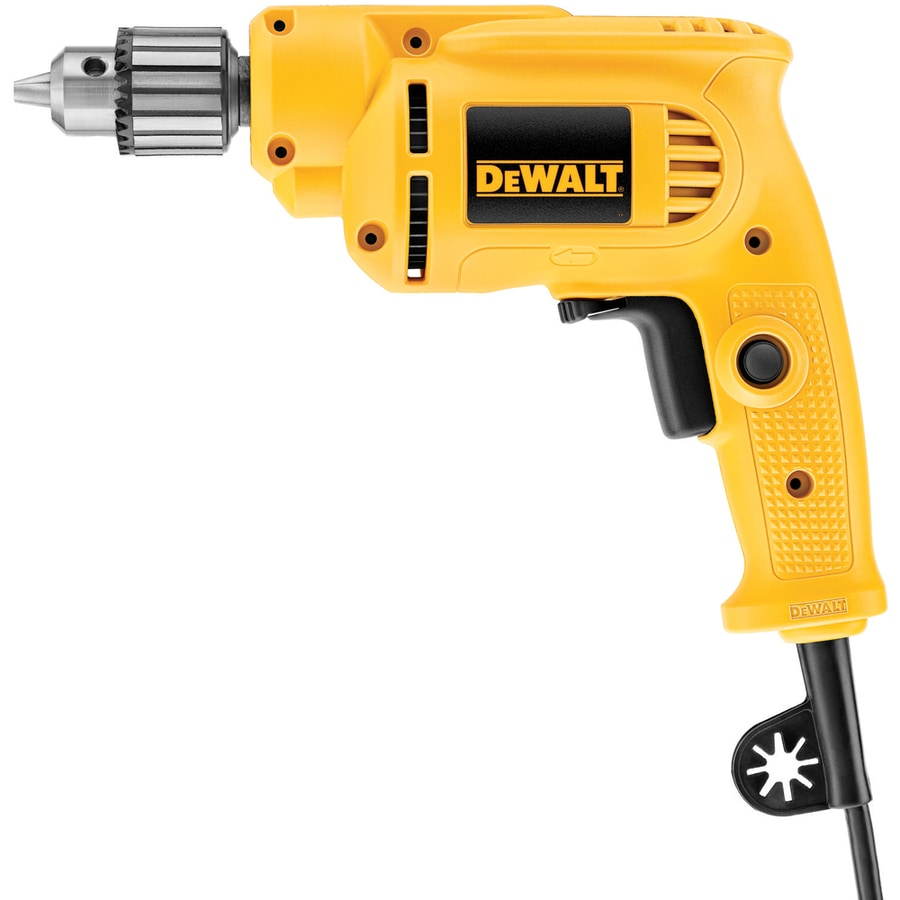 DEWALT 7-Amp 3/8-in Keyed Corded Drills