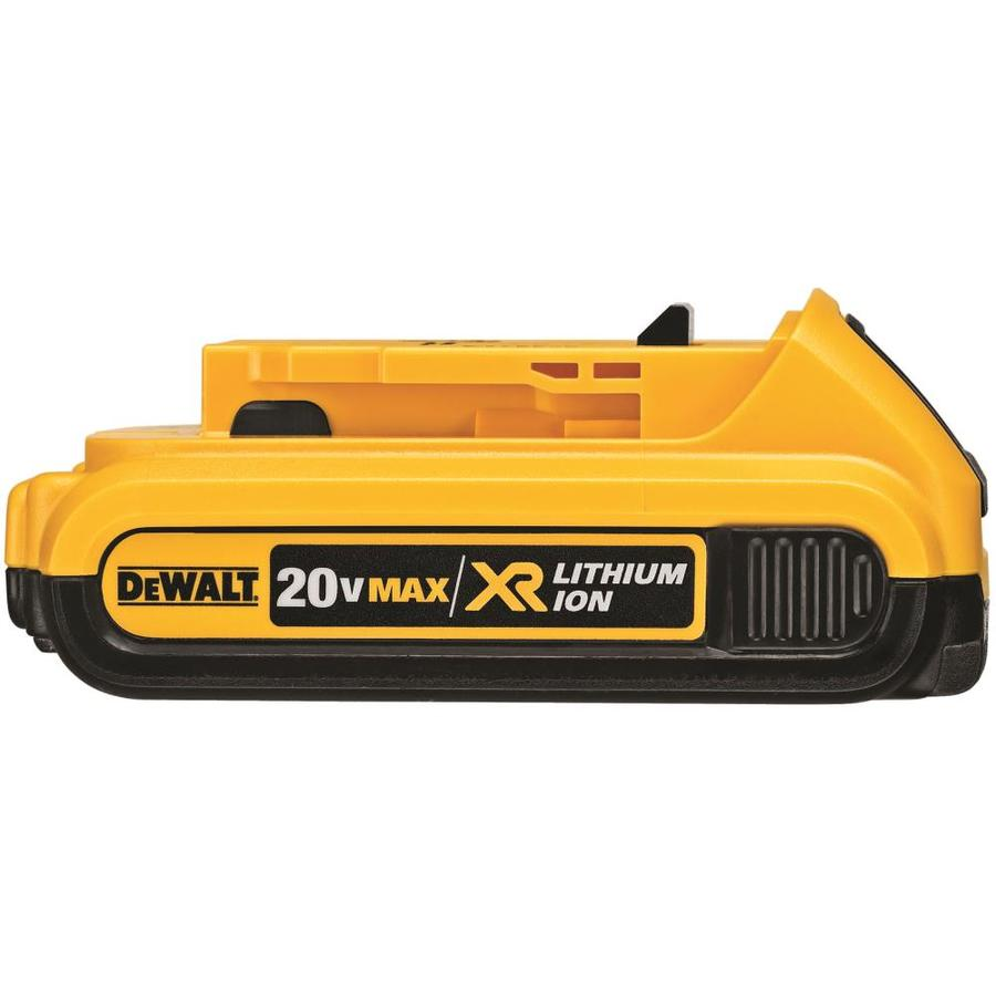 DEWALT 20-Volt Max-Volt 2.0-Amp Hours Lithium Power Tool Battery