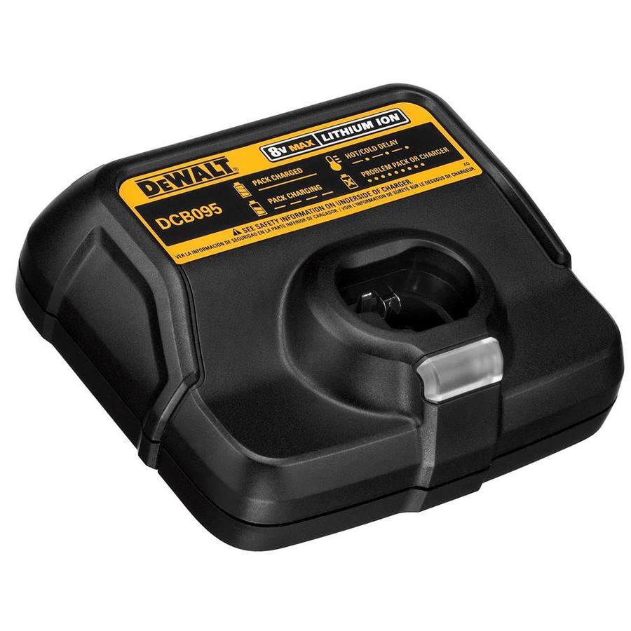 DEWALT 8-Volt Power Tool Battery Charger