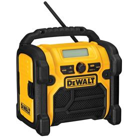 Dewalt Tools DCR018 18v 20v 12v Max Compact Worksite Radio