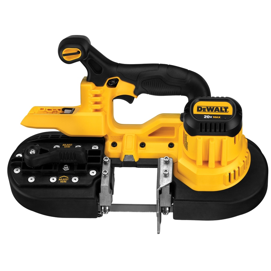 Shop dewalt portable band saw at lowes dewalt portable band saw greentooth Image collections