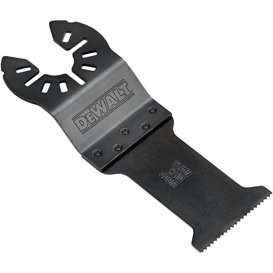DEWALT Bi-Metal Oscillating Wood Tool Blade
